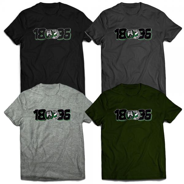 "T-Shirt ""Badges"""