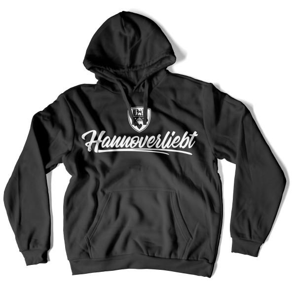 """Hoodie """"Hannoverliebt"""""""