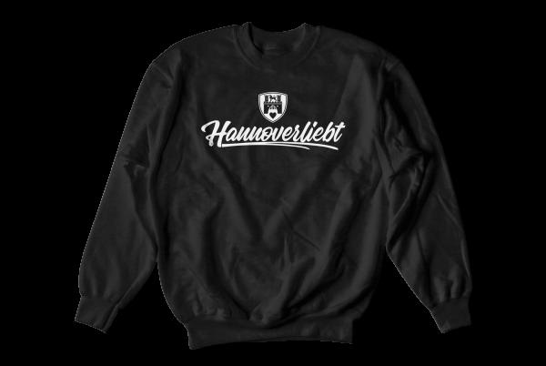 """Sweatshirt """"Hannoverliebt"""""""