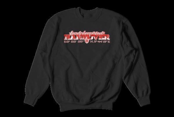 """Sweatshirt """"LHCoords"""""""